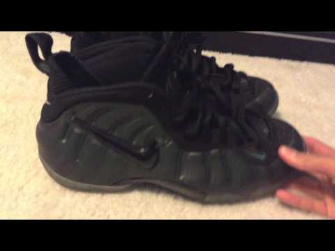 eca8c269673 Pine green Foamposite Pro Review and On-Feet! - YouTube
