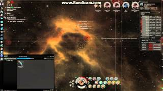 EVE Online: Rubicon: SiSi Golem mission demo