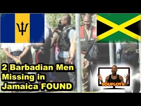 Barbadian men missing in Jamaica found K