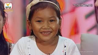 ជា សុខលាប សុំទោស blind audition week 6 the voice kids cambodia season 2