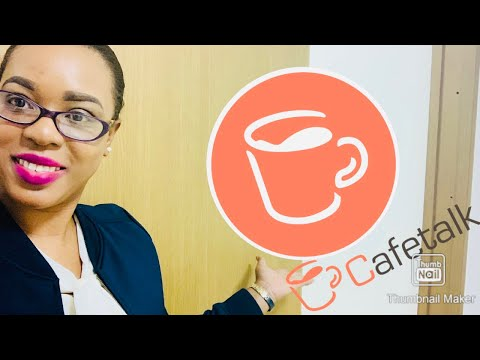 Cafetalk - A Review of the Online English School for Potential Tutors