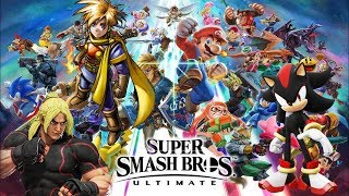 Massive Rumor: Smash Bros Ultimate Final Roster Leaked & 5 More Newcomers