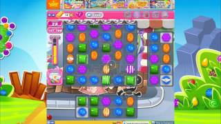 Candy Crush Saga Level 1155 (No Boosters)