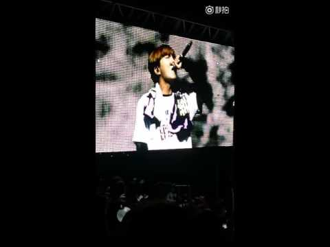 [FANCAM] [160702] BTS concert in Nanjing- Young Forever