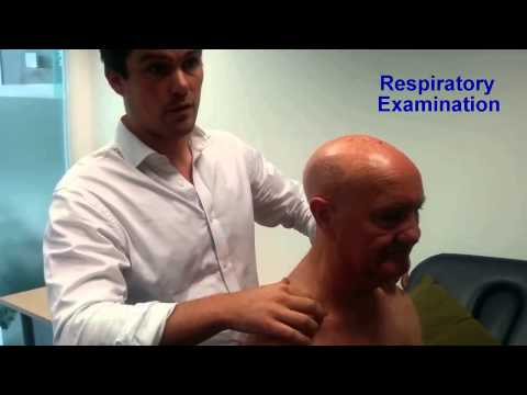 Respiratory Examination, Department of General Practice, RCSI
