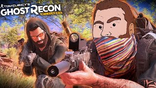 Exploring the World & Goofing Around | GHOST RECON WILDLANDS | PC Multiplayer Gameplay