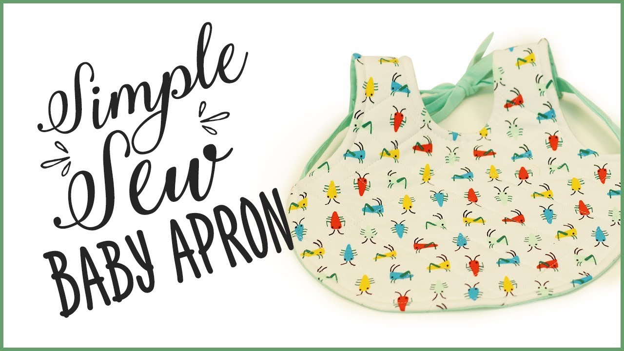 photo relating to Free Printable Apron Patterns named How Toward Sew A Uncomplicated Kid Apron - Inc Measurements and Recommendations