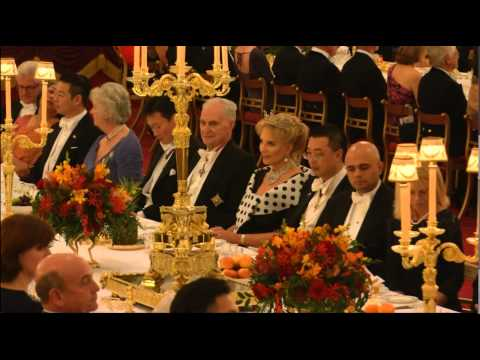 The Queen's Speech at the Republic of Singapore State Banquet
