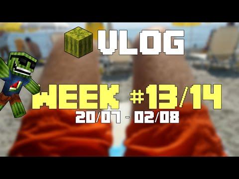 ΚαρπουζοVlog Εβδομάδα #13/14 - Wagi, Elis και Παραλία!