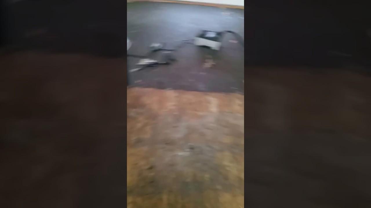 Removal Of Tar Paper On Top Hardwood Floors