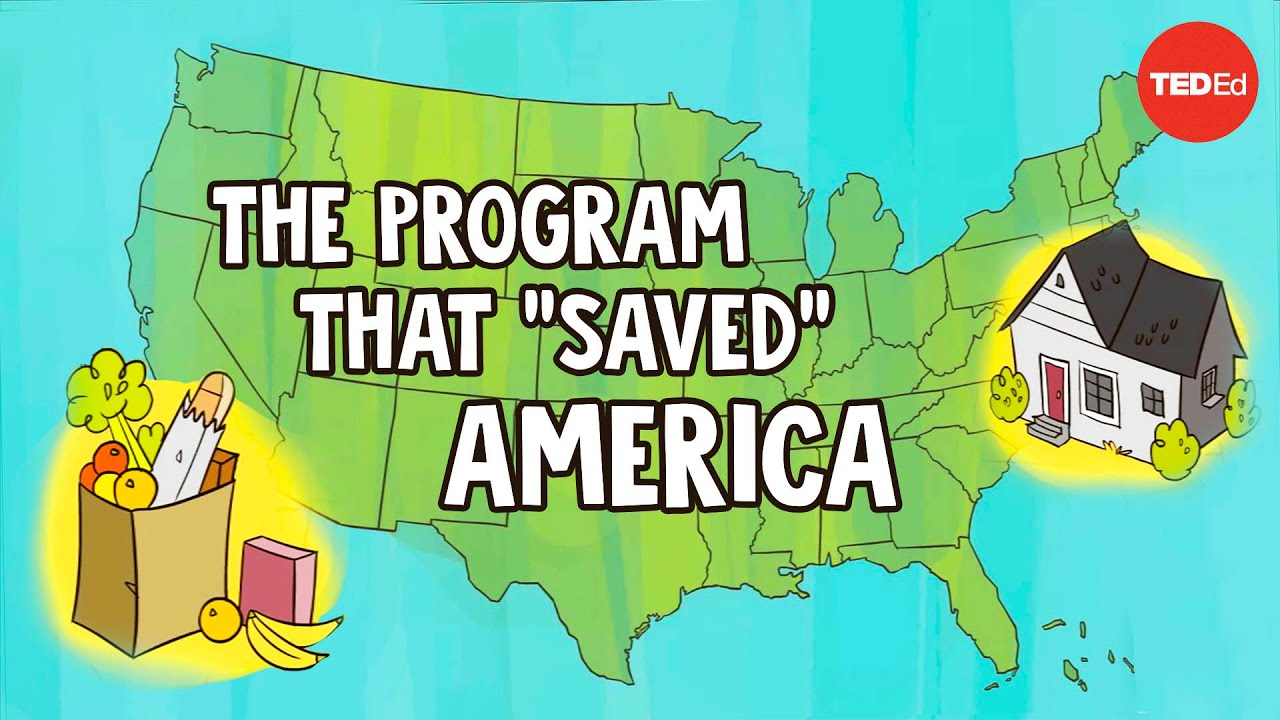 """What few people know about the program that """"saved"""" America - Meg Jacobs"""