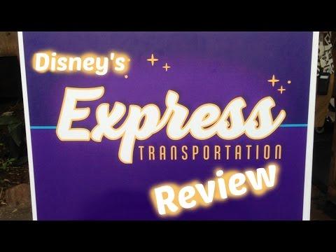 Review: Disney World Express Bus Transportation