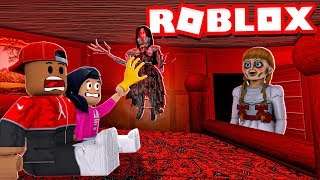 THE GOLDEN ARM - A ROBLOX HORROR STORY