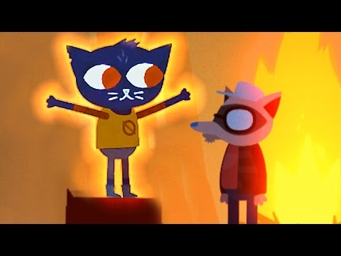 PARTTY ANIMALS! | Night In The Woods - Part 2