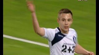 Зоря - Чорноморець - 0:1. Відео голу Коркишка