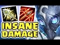 WHAT IS THIS DAMAGE?! GIVE ME THE PENTAKILL  80 CRIT 21 KILLS KINDRED JUNGLE - Nightblue3