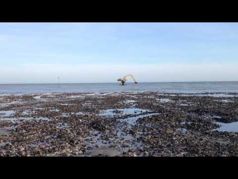 Rampion Offshore Wind Farm Works Worthing