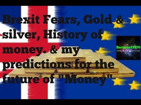 Future of Euro, Brexit & precious metals..