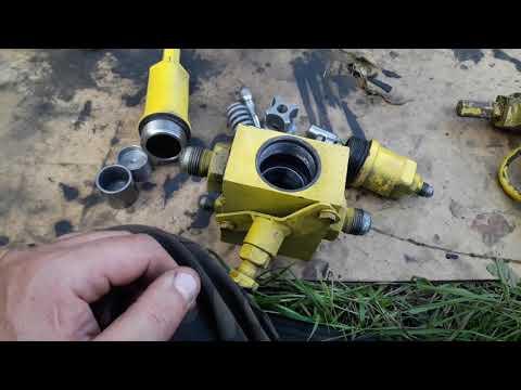 Перебор тормозного клапана КС 3577