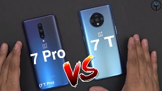 OnePlus 7T Vs The OnePlus 7 Pro (7T Pro Specs) Which Is The Right Phone For You? Let's Talk Options