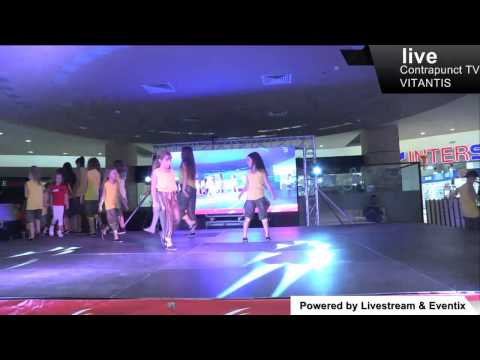 Contrapunct Dance Show 2014 - Anays- Cha cha fenomenal si Ruxi - Snapi