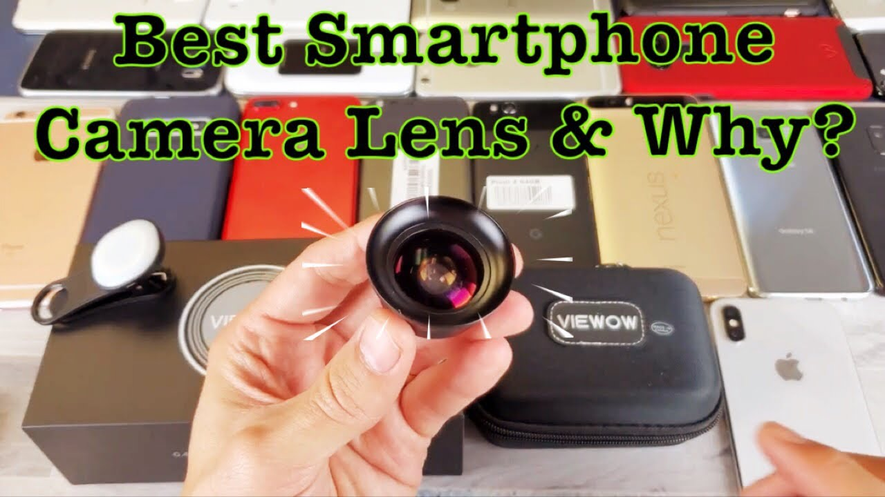 brand new f2a54 83b22 2019 Best iPhone Camera Lens Kit & Why (Wide Angle / Macro): iPhone  7/8/X/XS/XR