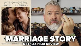 Marriage Story (2019) Netflix Film Review