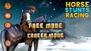 Horse Stunts Racing Simulator 2018 Invincible Gaming Studio Android Gameplay HD