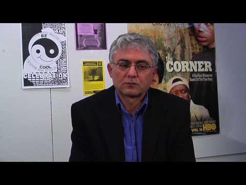 Filmmaker Ziad Jazzaa