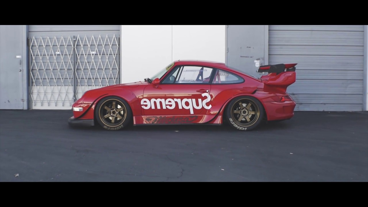 Rwb 4k Wallpaper: SUPREME RWB PORSCHE
