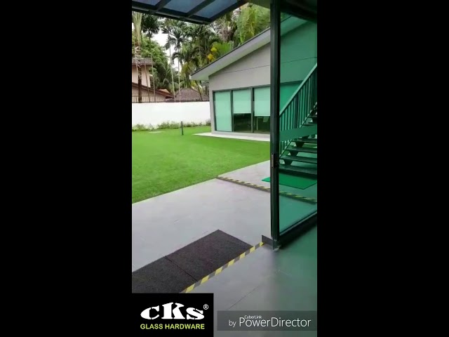 CKS-ASD200 Automatic Sliding Door System / Autodoor Videos