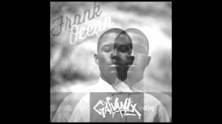 Frank Ocean - Wiseman (Galvanix Remix)