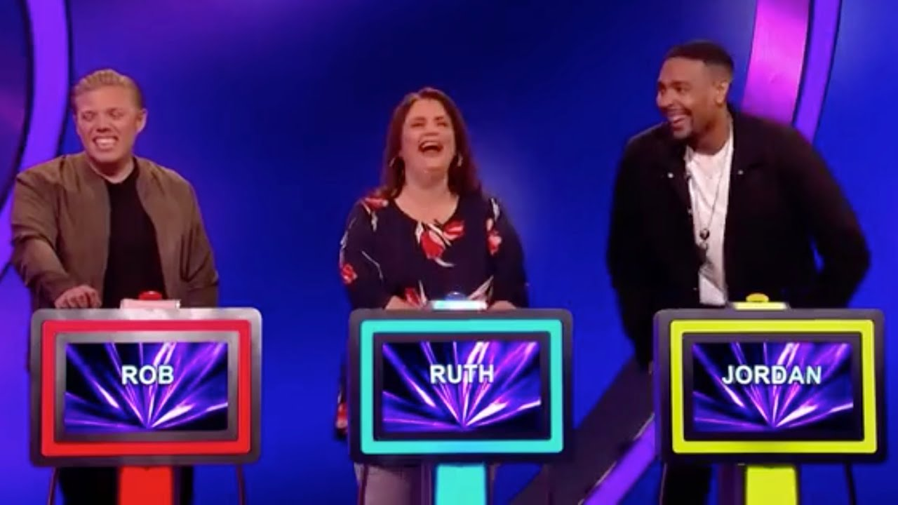 Celebrity Catchphrase | Richard Osman's Amazing Final ...