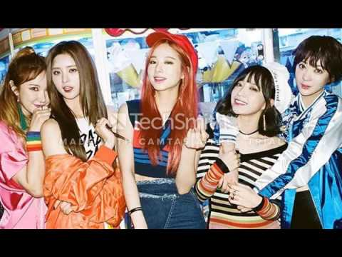 Top 20 best songs of EXID