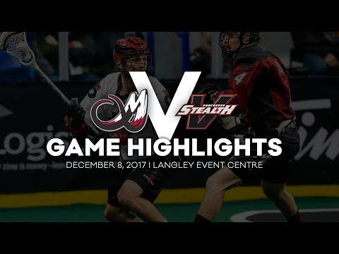HIGHLIGHTS: Colorado Mammoth @ Vancouver Stealth - Week One