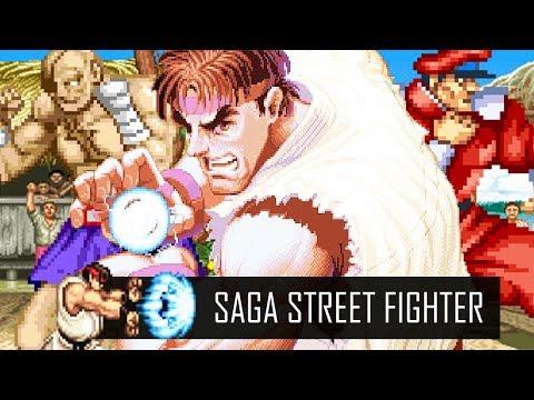 SAGA STREET FIGHTER : 32 ANOS DE HADOUKEN!! (PARTE 1)