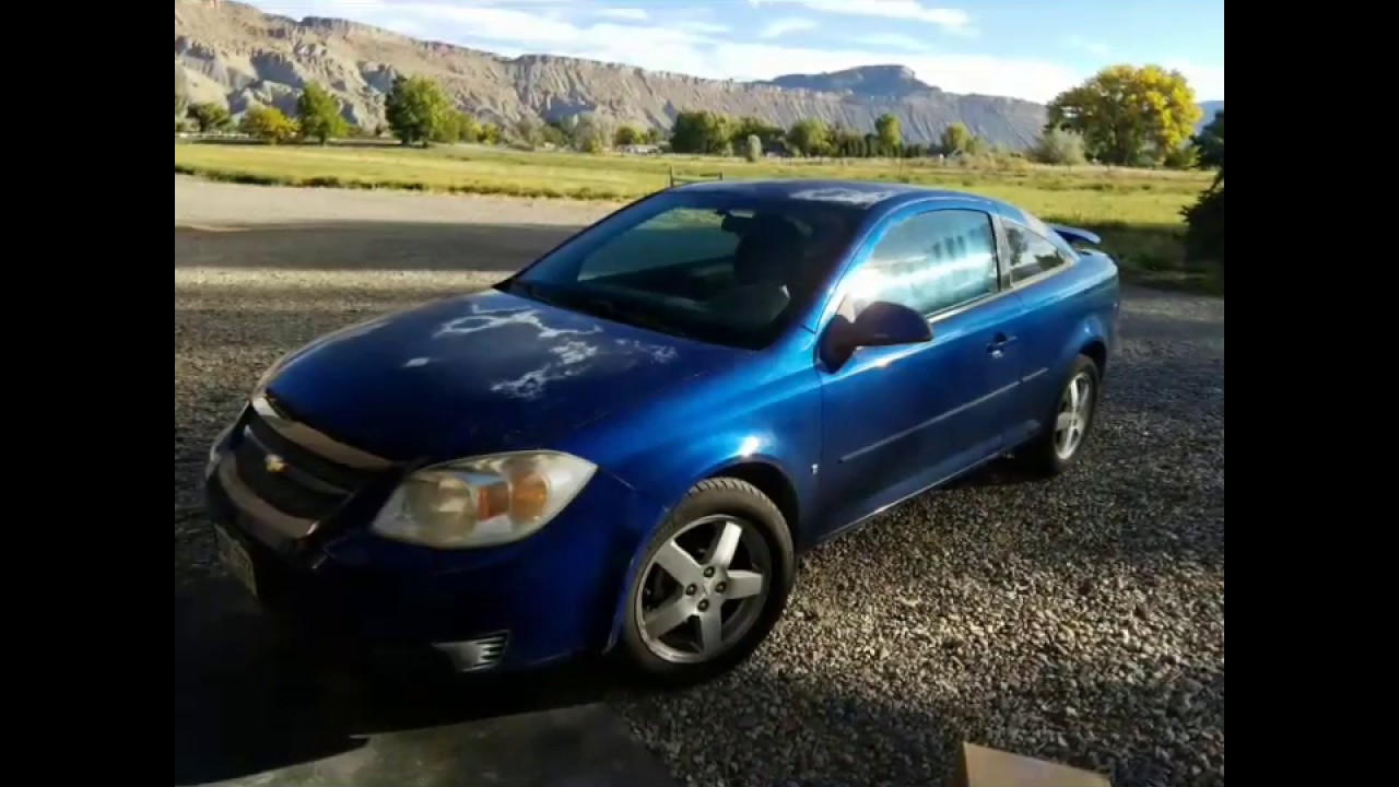 My 2006 Chevy Cobalt Tour Review Transformation