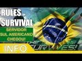 Rules of Survival | Servidor Sul Americano (Latin-America) Chegou! | Android por enquanto