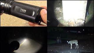 Thrunite TN35 Flashlight - 2750 Lumens Search Light