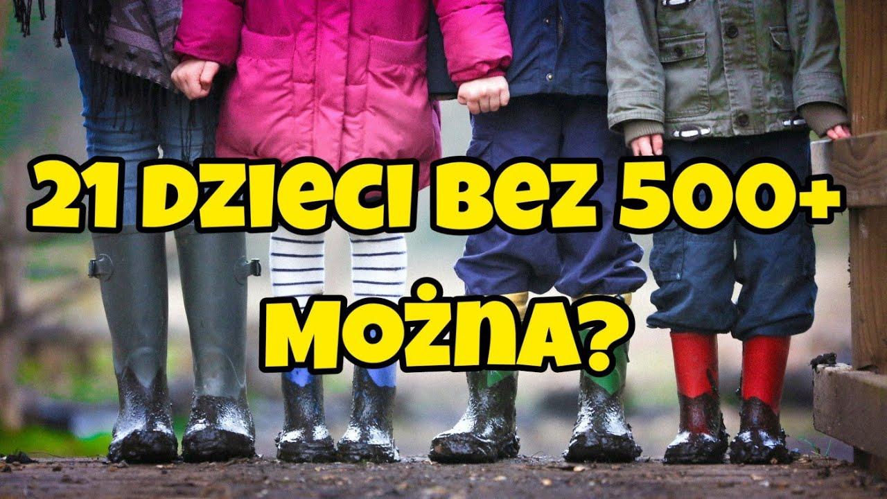 21 DZIECI BEZ ZASIŁKU! - MOŻNA? - Jacek Gniadek dla VETO