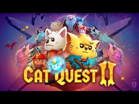 Cat Quest II | Tutorial + Game Play (Apple Arcade Play Through) The Gentlebros |