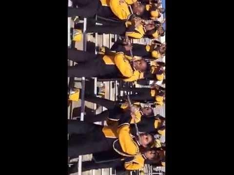 Thurgood Marshall highschool band (Man)