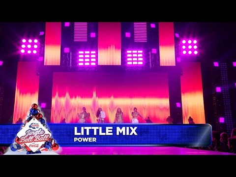 Little Mix – 'Power' (Live At The Jingle Bell Ball 2018)