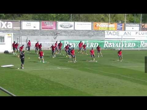 Coordinación fútbol