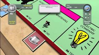 Monopoly Streets Gameplay 1 of 2