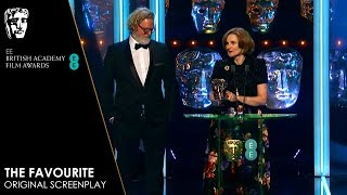 The Favourite Wins Original Screenplay | EE BAFTA Film Awards 2019