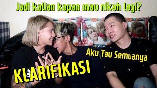 Eksklusif Aming dan Evelyn Balikan