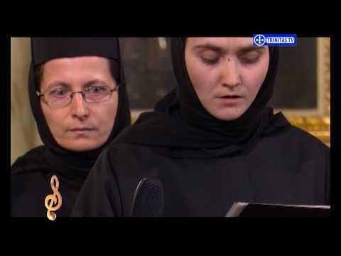 Grupul psaltic al Mănăstirii Diaconești