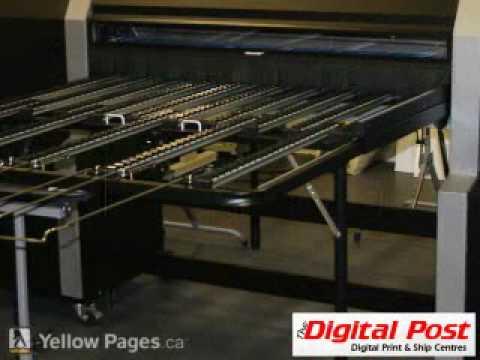 Digital Post - Calgary