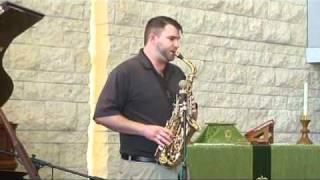 Moto Perpetuo performed on saxophone by Daniel Loudenback